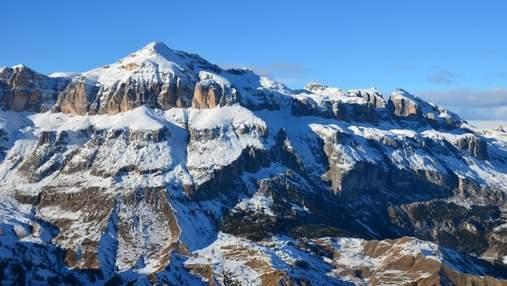 """""""Підступні гори"""": українець побував на останньому льодовику в Доломітових Альпах"""