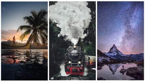 Не фотошоп: Instagram-акаунти з яскравими світлинами з подорожей, на які варто підписатися