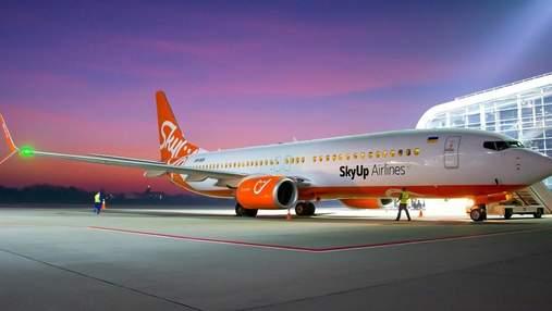 Нові умови онлайн-реєстрації та вибору місць в літаку Sky Up Airlines: деталі