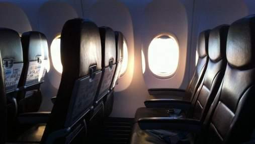 Стюардеса детально розповіла, які чотири місця на борту літака вибирати найкраще