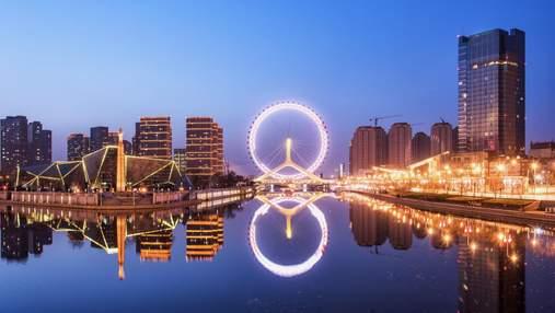 8 самых известных колес обозрения: впечатляющие фото