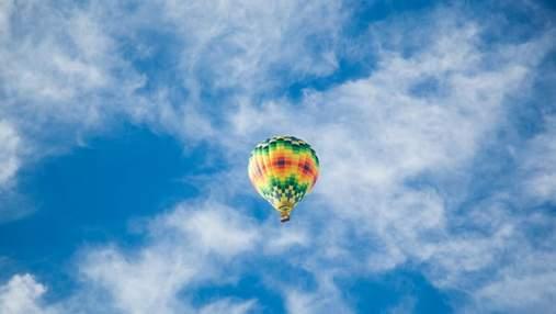На висоті пташиного польоту: де в Україні можна підійнятися в небо на повітряній кулі