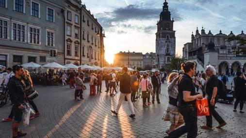 Стало известно, смогут ли иностранные туристы в ближайшее время планировать поездку в Польшу
