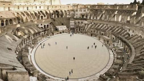 Римський Колізей обладнають інноваційною ареною: амбітний проєкт