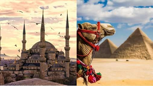 Подорожувати попри COVID-19: які ціни на відпочинок у найпопулярніших туристичних країнах