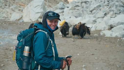 Івано-франківська альпіністка Мохнацька визнала, що не підкорила Еверест