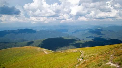 Українські Карпати визнали одним із найкращих гірських маршрутів Європи: повний рейтинг