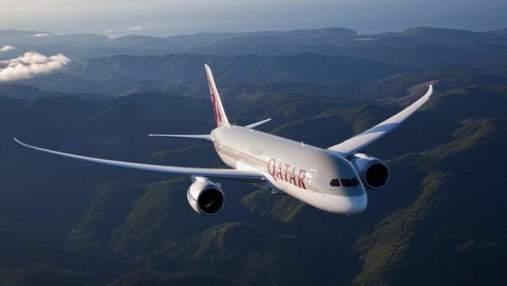 Ідеально для туристів з дітьми: авіакомпанія Qatar Airways проводить спецакцію на рейсах з Києва
