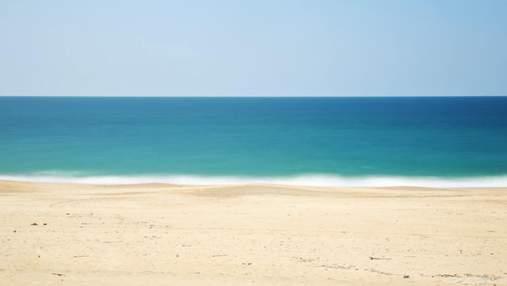 Супер чистое море: в сети показали фото и видео с райского курорта под Одессой