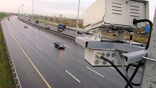 Во Львове установили 2 системы видеофиксации нарушений ПДД: адреса камер
