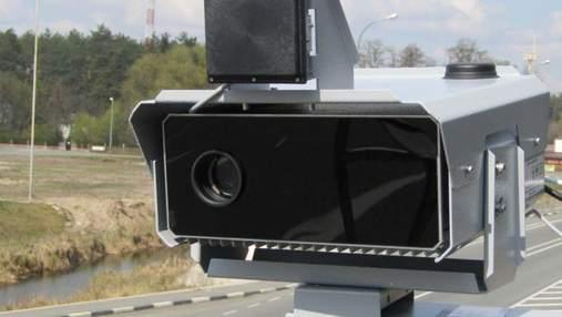 На Львовщине заработали еще 5 комплексов фиксации нарушений ПДД: локации камер