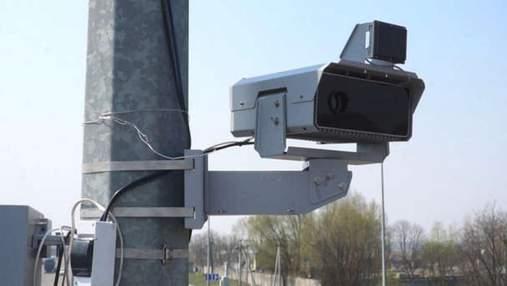 На Львовщине установили новый комплекс автофиксации нарушений ПДД: локации камер