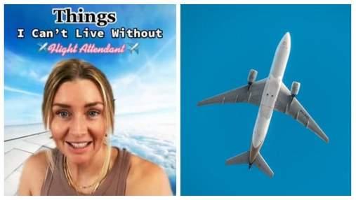 Банально, але так потрібно: бортпровідниця назвала річ, без якої ніколи не сідає в літак
