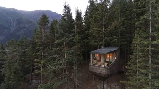 Мрія кожного мандрівника: незвичайний готель у Норвегії з краєвидом на фіорд