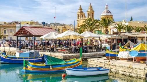 Мальта відкрила кордони: умови в'їзду на курорт для українців