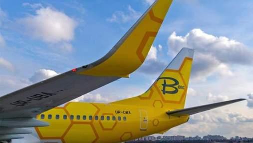 Перший внутрішній рейс: Bees Airline запускає польоти із Києва до іншого українського міста