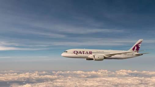 Qatar Airways влаштувала розпродаж: понад 20 екзотичних напрямків з Києва