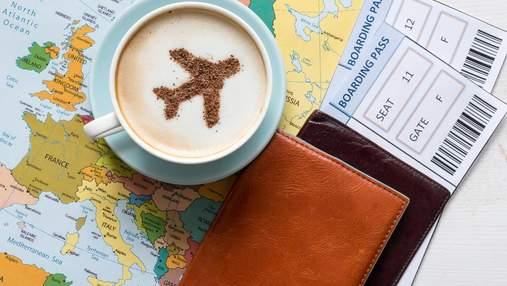 Акції до Дня туризму: Wizz Air та МАУ пропонують 20% знижки на квитки