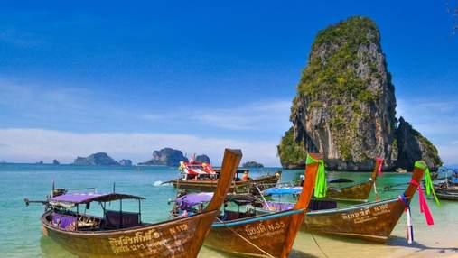 Таиланд откроет курортные регионы для полностью вакцинированных туристов