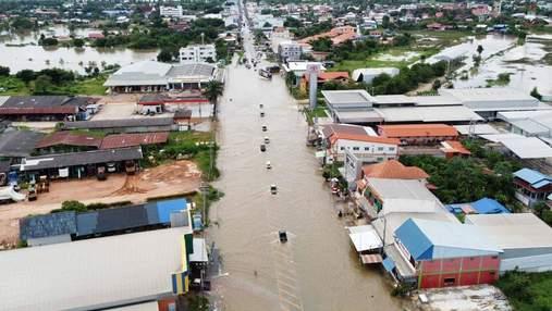 Популярний курорт поплив: Таїланд накрили масштабні повені – промовисті фото