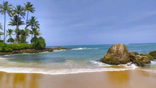 Шрі-Ланка скасовує ПЛР-тести після прибуття для певної категорії туристів