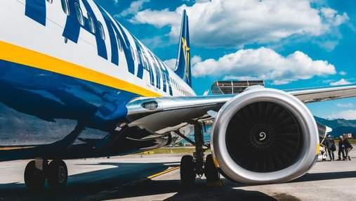 Тільки сьогодні: Ryanair влаштував швидкий розпродаж – квитки від 5 євро