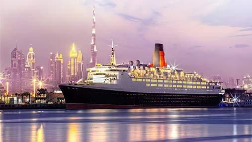 Найбільший у світі плавучий нічний клуб відкриють в Дубаї вже у жовтні