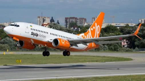 SkyUp тепер частіше здійснюватиме рейси з Києва до Праги