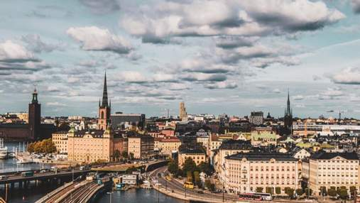 Scandinavian Airlines запускає прямі рейси з Києва до Стокгольму