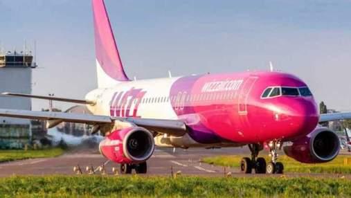 Одноденні знижки 20% на рейси до Італії від Wizz Air