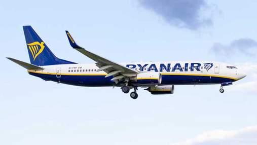 Ryanair запускає новий туристичний напрямок з Одеси: куди літатиме і за скільки