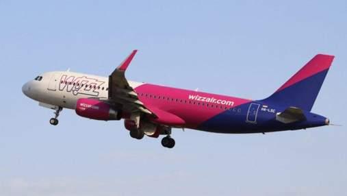 Лоукостер Wizz Air запустив рейси з Абу-Дабі до Одеси