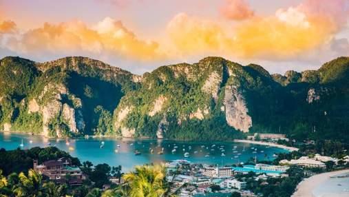 Таїланд знову відкриється для вакцинованих туристів: відома дата