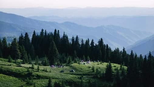 Знімок мальовничих Українських Карпат потрапив у National Geographic Traveller
