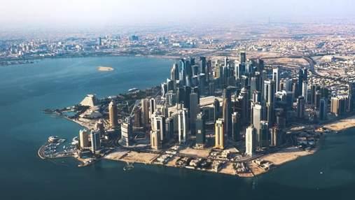 Лучшая авиакомпания мира 2021 анонсировала рейсы из Одессы в Катар